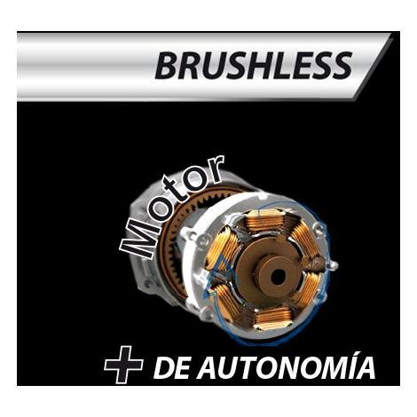 Atornillador de impacto 18V Litio – Brushless