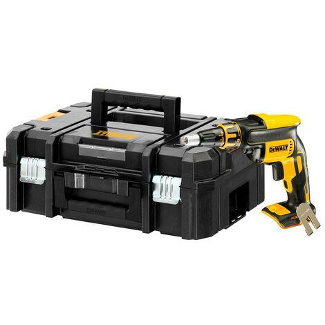 Atornillador panel de yeso Dewalt DCF620NT - XR 18 V sin batería ni cargador