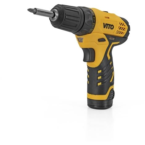 Atornillador ScrewDriver 12V Vito Pro-Power