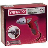 Atornillador Yamato Sin Cable 4,8 V.
