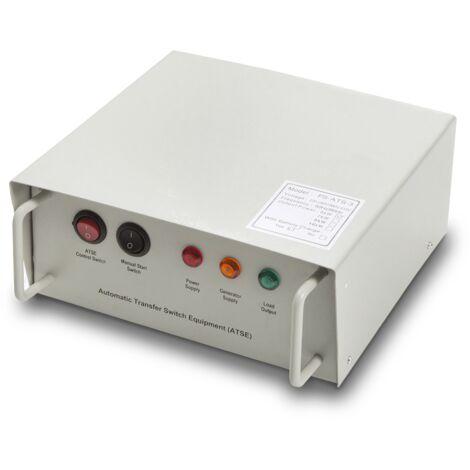 ATS Unidad de conmutación automática Generador diesel trifásico-GREENCUT