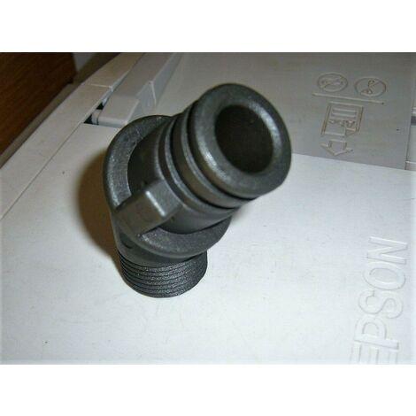 A.156f Stantuffo A Bicchiere In Gomma Con Foro Per Pompe Irroratrici Diam 43mm