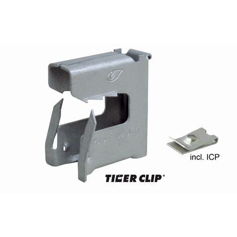 19-24 mm 52022404 acier WALRAVEN Câble Clips pc4 24 britclips ®