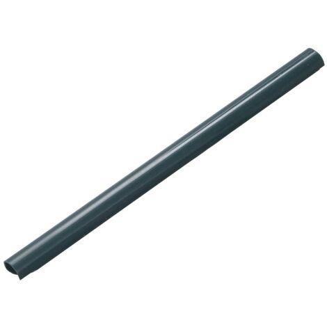 Attaches de bande de clôture 100 pcs PVC Vert
