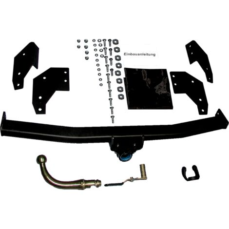 Attelage pour Chrysler PT CRUISER Décapotable - 03/04-03/08 - rotule démontable - GDW - Faiseau universel 7 broches