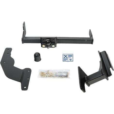 Attelage pour Ford TRANSIT CONNECT - 06/02-12/13 - rotule standard - AUTO-HAK - Faiseau universel 7 broches