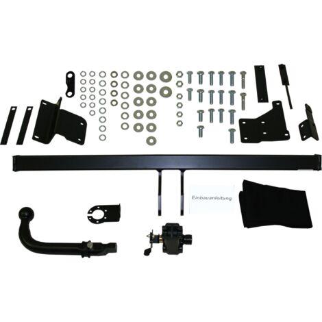 Attelage pour Nissan QASHQAI / QASHQAI +2 I - 11/10-12/13 - rotule démontable - AUTO-HAK - Faiseau universel 13 broches