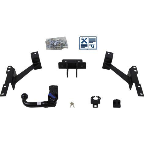 Attelage pour Toyota LAND CRUISER PRADO - 09/02-08/10 - rotule démontable - AUTO-HAK - Faiseau universel 7 broches