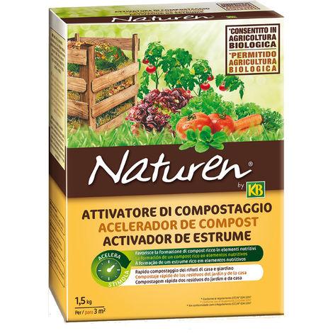 ATTIVATORE DI COMPOSTAGGIO NATUREN 1.5 KG