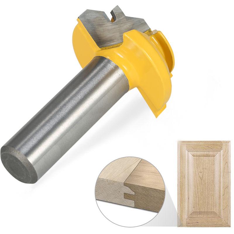 per la lavorazione manuale di cassetti o altre lavorazioni del legno. Punta da 1//2 pollici per la lavorazione del legno