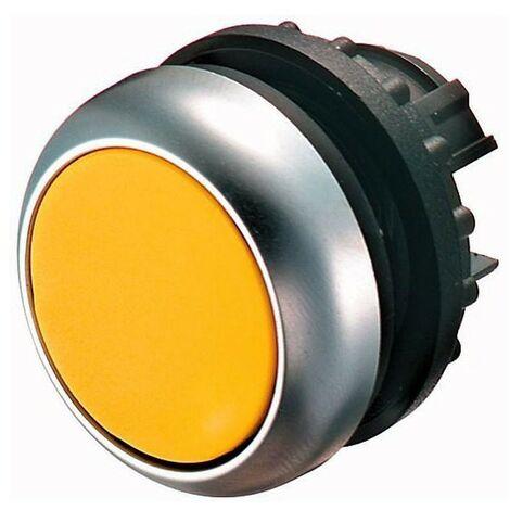 Attuatore a Pulsante Eaton M22-D-Y Giallo Momentaneo 216598