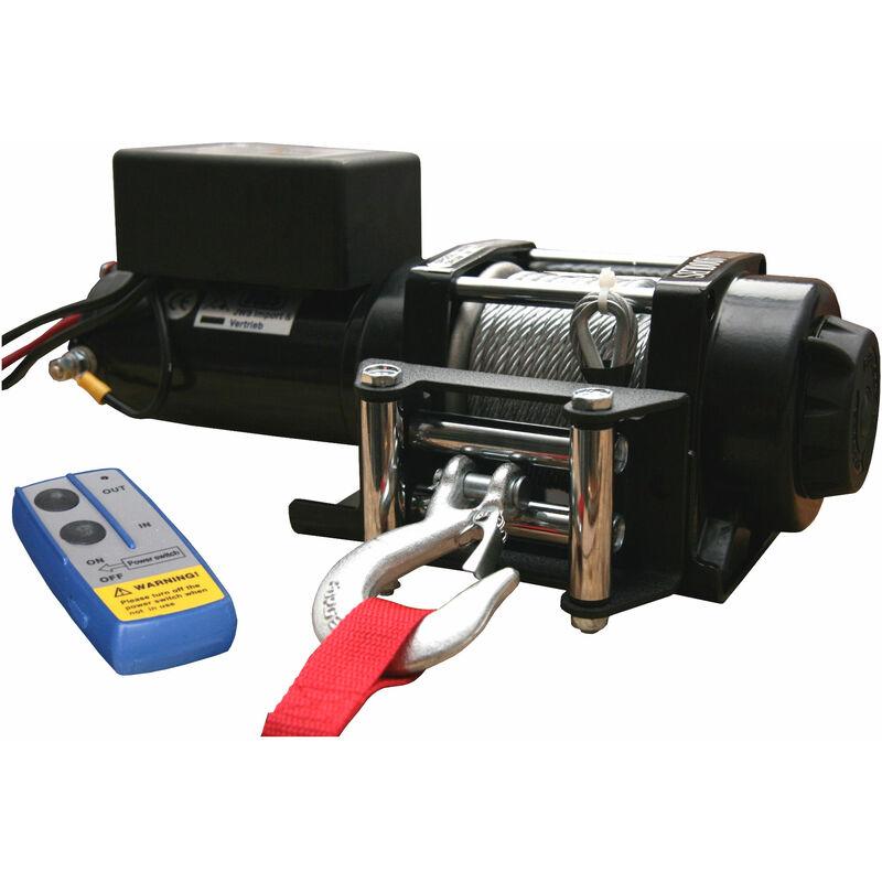 ATV électrique Treuil 4000 Lbs la radio