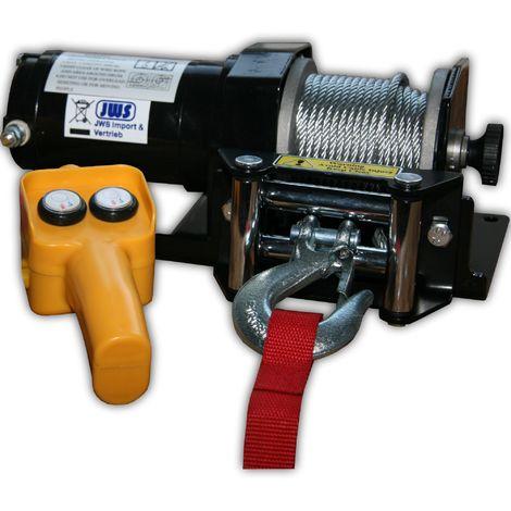 """main image of """"ATV Treuil électrique 12 volts 2000 LB"""""""