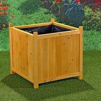 Aufbewahrungsschrank Gartenhaus Werkstattschrank Ablage Regal Holz Garten Haus