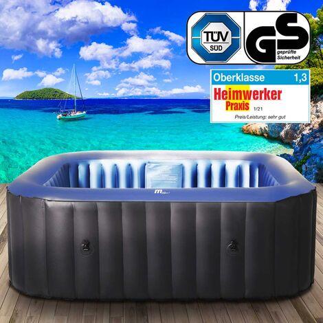 Aufblasbarer Whirlpool MSpa 'Tekapo Comfort' für 6 Personen