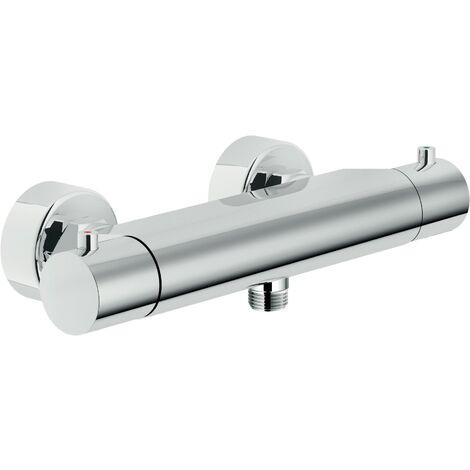 Aufputz-Brause-Thermostatmischer nobili TAGO TG85330 | Chrom