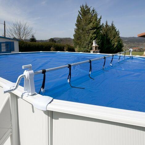 Aufroller Abdeckung Oberirdische Pools Gre 40135