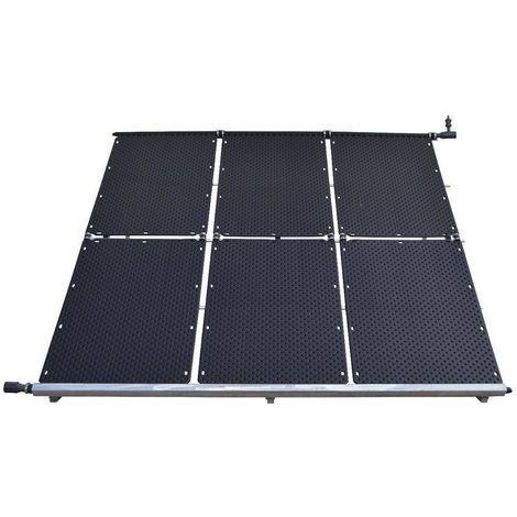 Aufständerung für 6 Solar-Absorber der Art. Nr. 1000 32245929