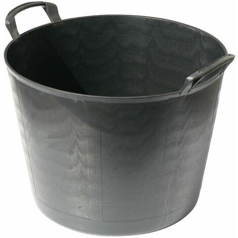 Auge CAPAZO PRO NOIRE renforcée 42 litres SOFOP TALIAPLAST - 310208 - -