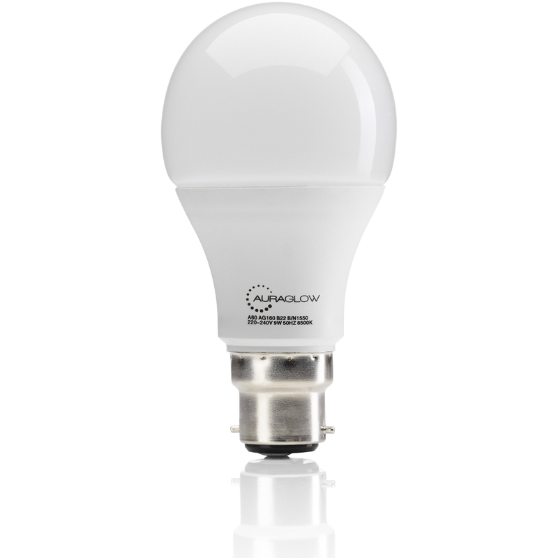 Image of 3 Step Switch LED Bulb Dimmable Without Dimmer 14w, 100w EQV - Cool White 6000K – B22 - Auraglow
