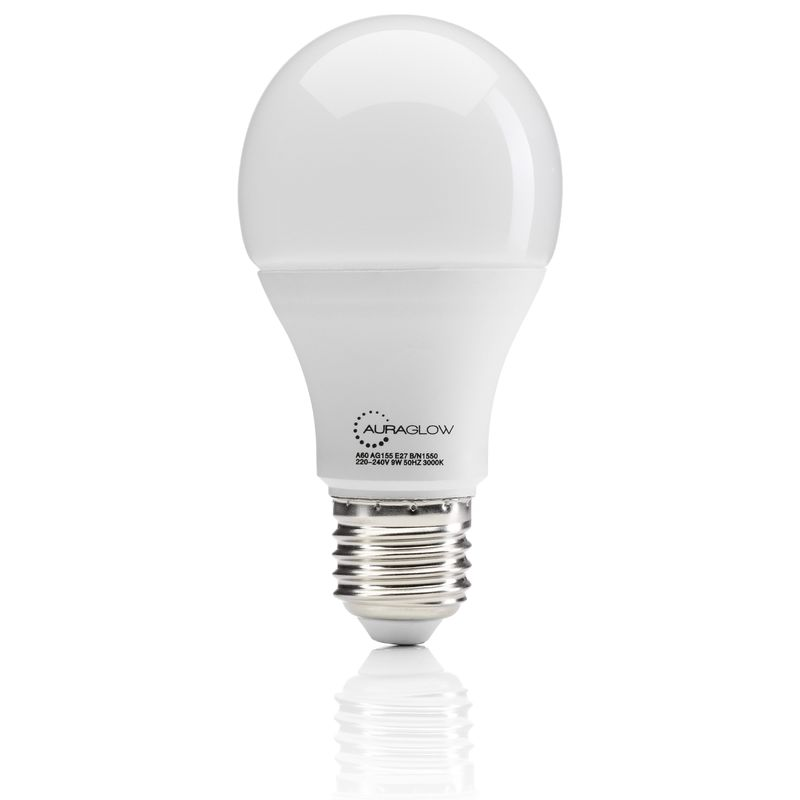 Image of 3 Step Switch LED Bulb Dimmable Without Dimmer 14w, 100w EQV - Cool White 6000K – E27 - Auraglow