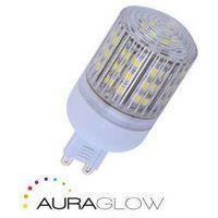Auraglow 3w LED SMD G9 Light Bulb, 30w Equivalent