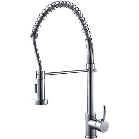 Auralum 360° Drehbar Wasserhahn Einhandmischer ...