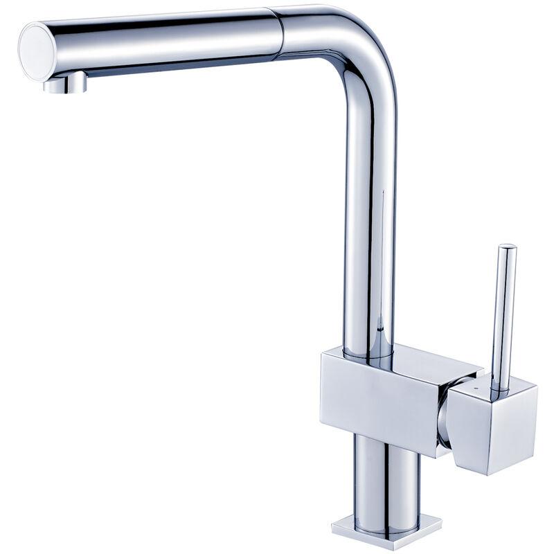 auralum wasserhahn küche 90°schwenkbereich einhebel