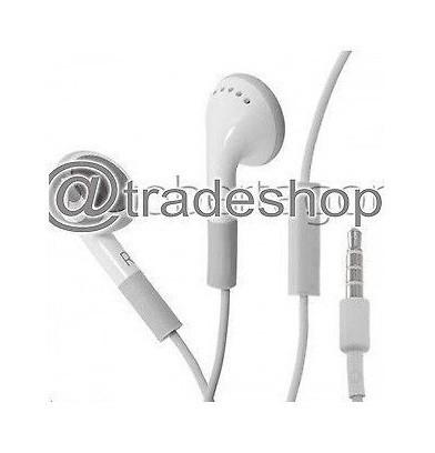 AURICOLARI CUFFIE CON TELECOMANDO E MICROFONO PER SMARTPHONE TABLET MP3 PC f7881e6c0bac