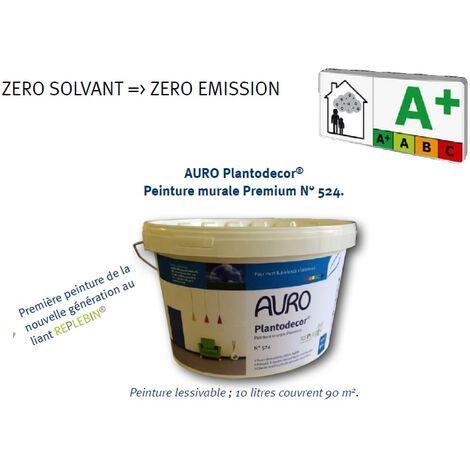 Auro - Pintura mural Plantodecor® Premium (nueva generación) 5 litros - No. 524