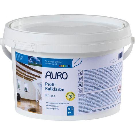 Auro Profi-Kalkfarbe Nr.344