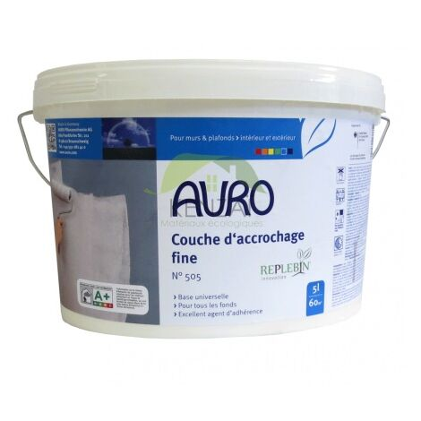 Auro - Revestimiento base profesional de grano muy fino 5L - N °305