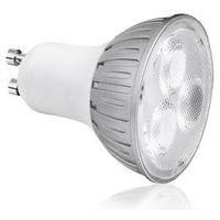 Aurora Crystal Cool GU10 6W Non-dimmable LED Lamp (Cool White) (AU-GU106A/40)