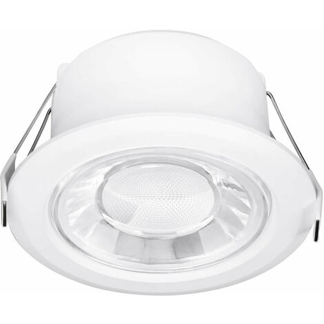 """main image of """"Aurora Enlite 10W Fixed Dimmable Integrated Downlight IP44 Cool White - EN-DDL1019/40"""""""