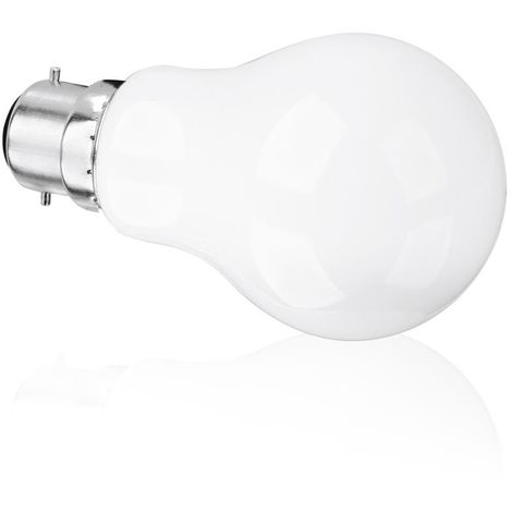 Aurora Enlite EN - GLSB225/27 5W Non - Dimmable B22 Cap GLS LED Lamp 2700K Extra Warm White 440lm