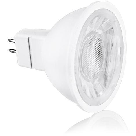 Aurora Enlite EN - MR165/40 5W Non - Dimmable MR16 GU5.3 LED Lamp 4000K Cool White 520lm