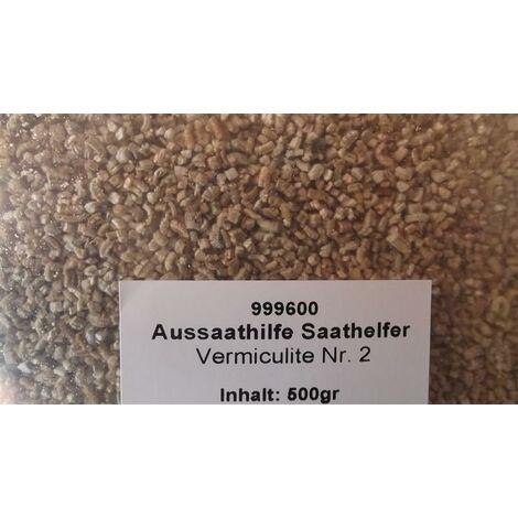 ® Aussaathilfe Saathelfer Vermiculite (1-2mm) 500g