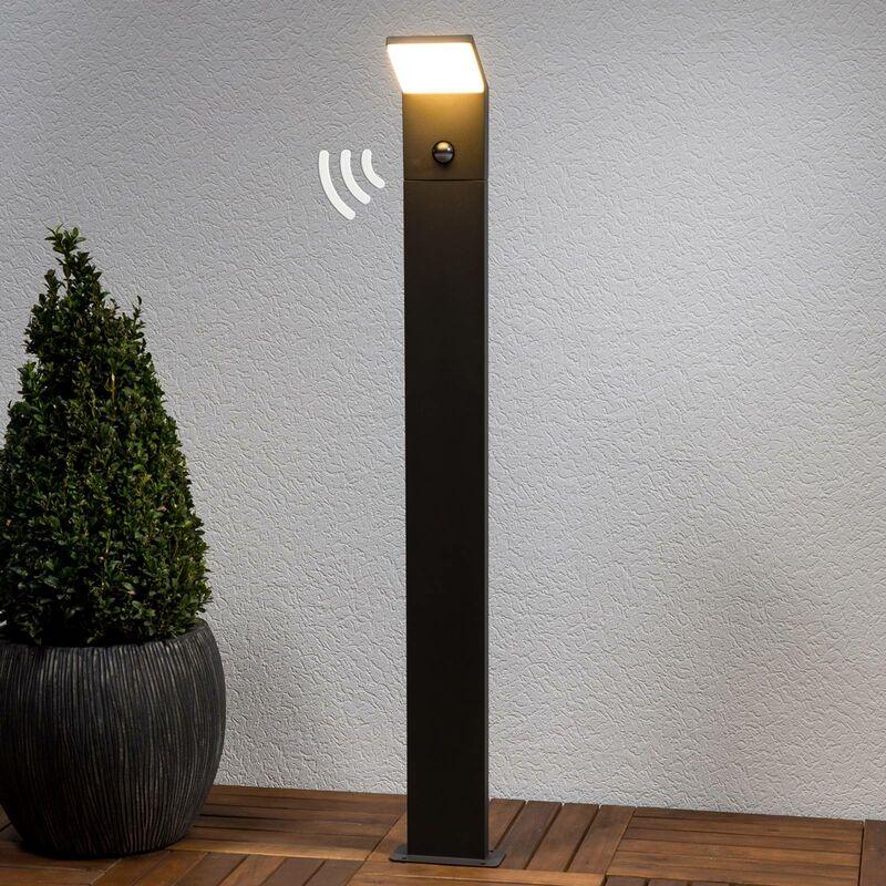 LED-Wegeleuchte Nevio mit Bewegungsmelder - LUCANDE