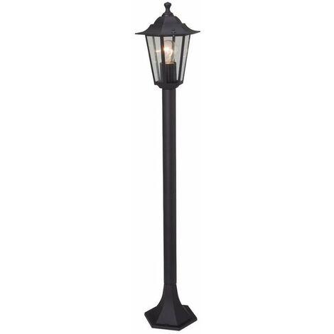 Außenleuchte Stehlampe Brilliant Crown 40285/06 Schwarz Laterne E27
