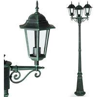 Außenleuchte Wegelampe bronze