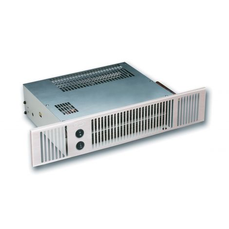 Authorised Distributor - Smith's Space Saver SS3 Fan Convector - Central Heating Kitchen Plinth Heater - Under Cupboard - HPSS10001
