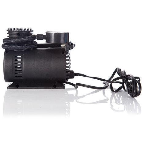 Mouchao Il gonfiatore della Gomma del compressore dAria 12V Gioca la Pompa elettrica Automatica dellautomobile Sportiva Sportiva Mini