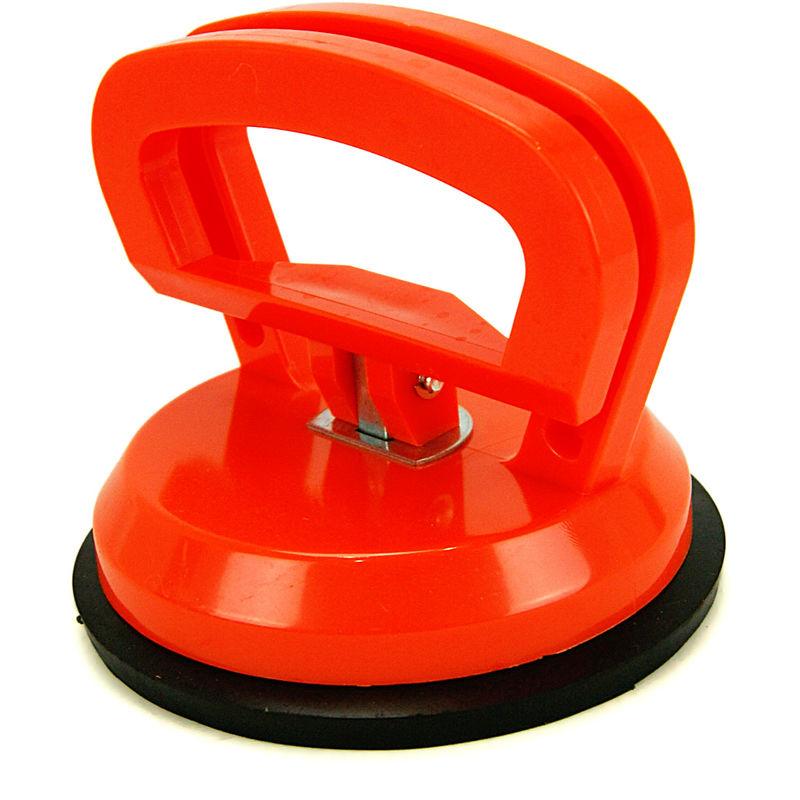 4 × Saugnapf Glassauger 30kg Vakuumsauger Saugheber Scheibenheber Saugnapfhalter
