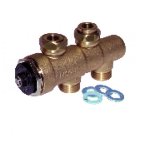 Auto thermostat valve from y. 99 - FRISQUET : F3AA40232
