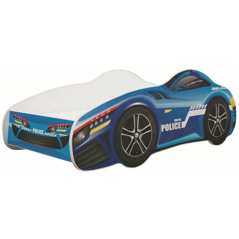 Autobett CAR, LF 70x140 cm, inkl. Lattenrost und Matratze - RELITA