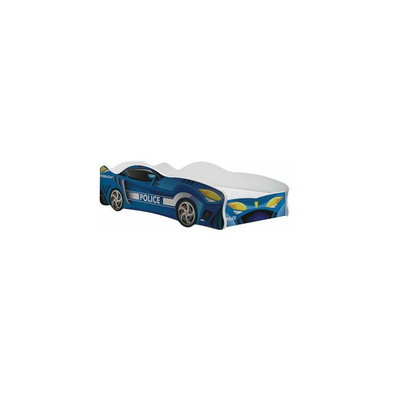 Autobett Turbo, LF 80x160 cm, inkl. Lattenrost und Matratze - RELITA