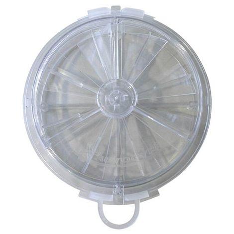 AUTOGYRE - Aérateur extra-plat à volets - D : 156 mm - cristal
