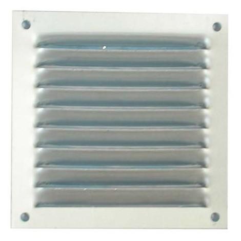 AUTOGYRE - Grille aluminium - 100x100 mm