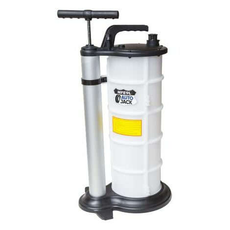 Autojack 9L Vacuum oil fluid extractor