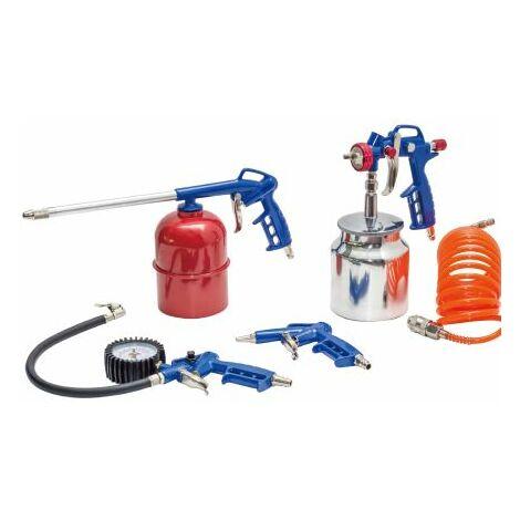 Autojack Air 5pc Air Compressor Kit